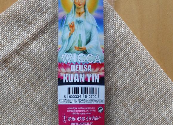 Vela Deusa Kuan Yin