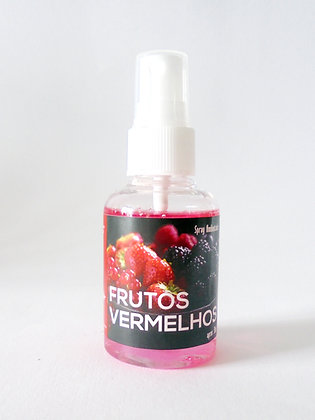 Spray Ambientador Frutos Vermelhos