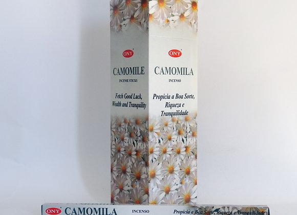 Incenso Camomila