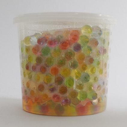 Gel Plantas - Colorido bolinhas