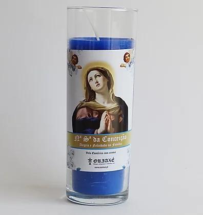 Vela Vidro Nª Srª da Conceição