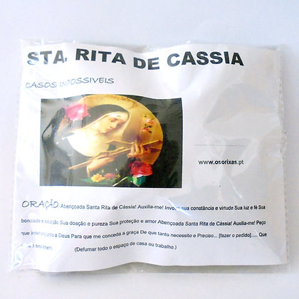 Defumador Santa Rita de Cássia