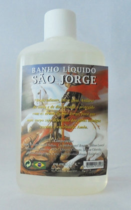 Banho Líquido - S. Jorge