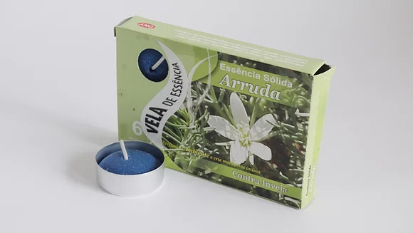 Velas Tealight Aroma - Arruda