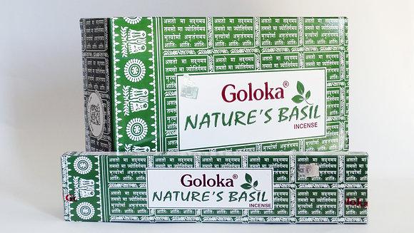 Goloka Nature's Basil