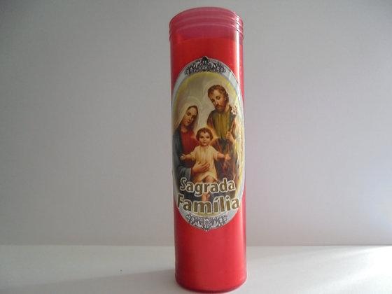 Sagrada Família - Vermelha - Tamanho L