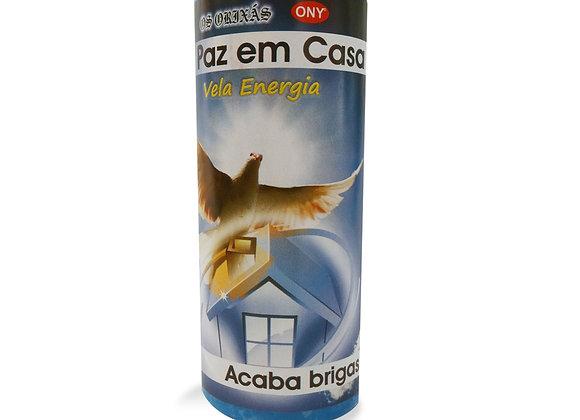 Velão Energia - Paz em Casa