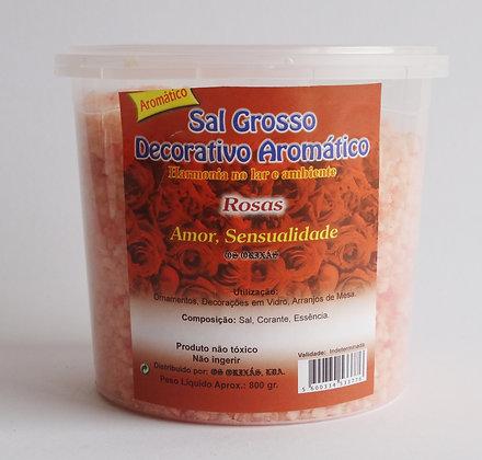 Sal Decorativo Rosas
