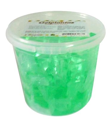 Gel Cubos Verde