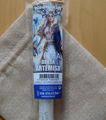Vela Deusa Artemisa