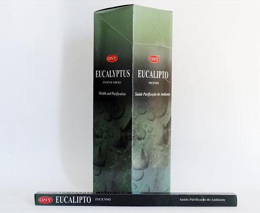 Incenso Eucalipto