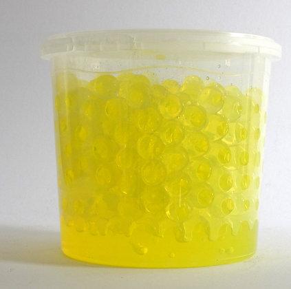 Gel Bolinhas Amarelo