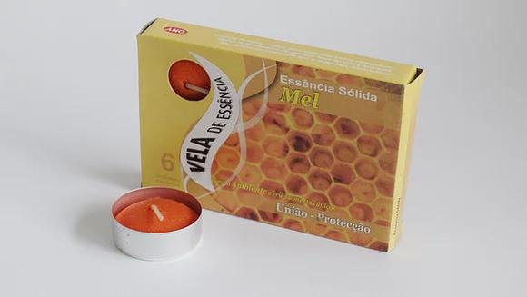 Velas Tealight Aroma - Mel