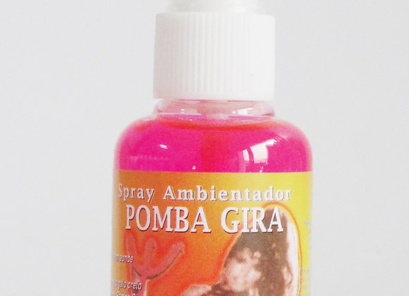 Spray ambientador Pomba Gira