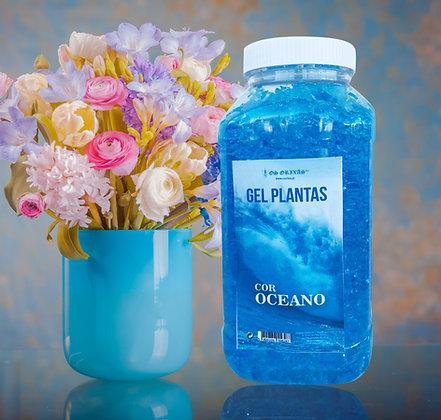 Gel Plantas - Cor Oceano