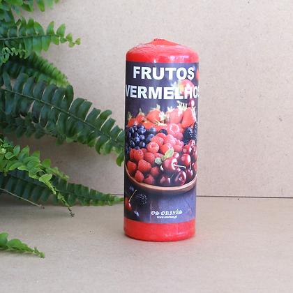 Velão Energia - Frutos Vermelhos