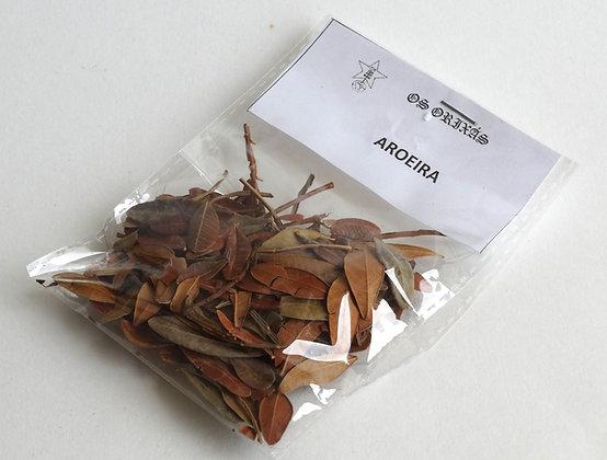 Cartela Ervas - Aroeira