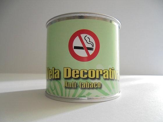 Vela Decorativa Anti-Tabaco