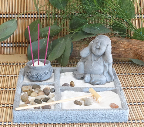Jardim Zen Pequeno