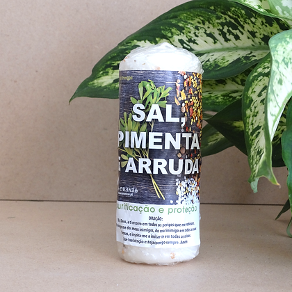 Velão Energia - Sal, Pimenta e Arruda