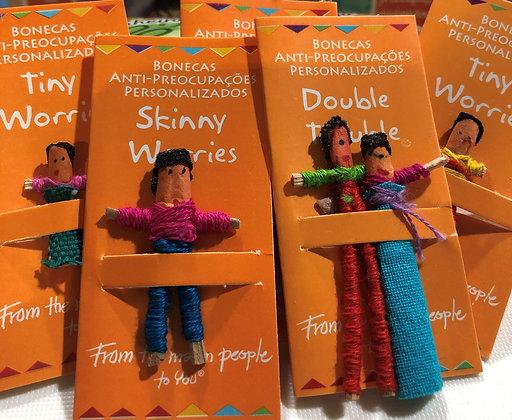Bonecas Anti-Preocupações - Guatemala