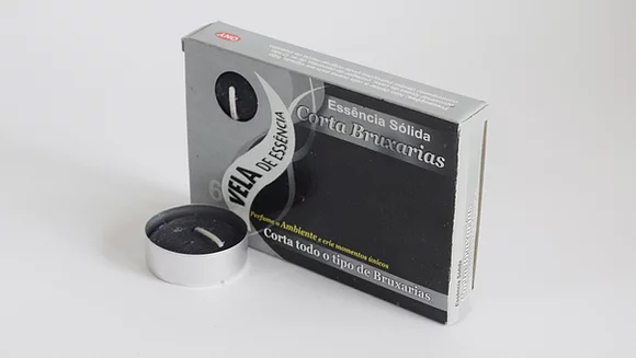 Velas Tealight Aroma - Corta Bruxaria