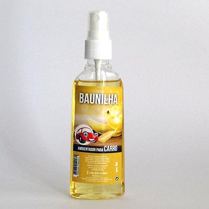 Spray Ambientador Carro - Baunilha