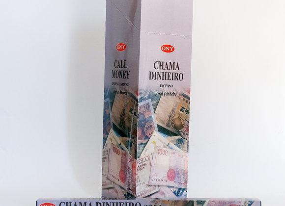 Incenso Chama Dinheiro