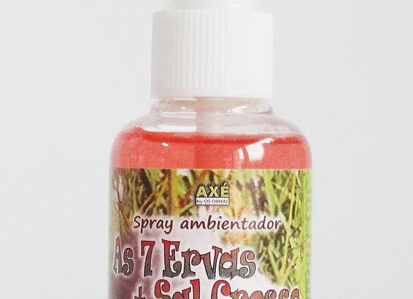Spray ambientador 7 Ervas