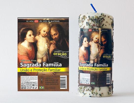 Velão Ervas Sagrada Família