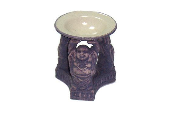Queimador Budas Cinza