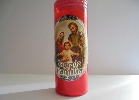 Sagrada Família - Vermelha