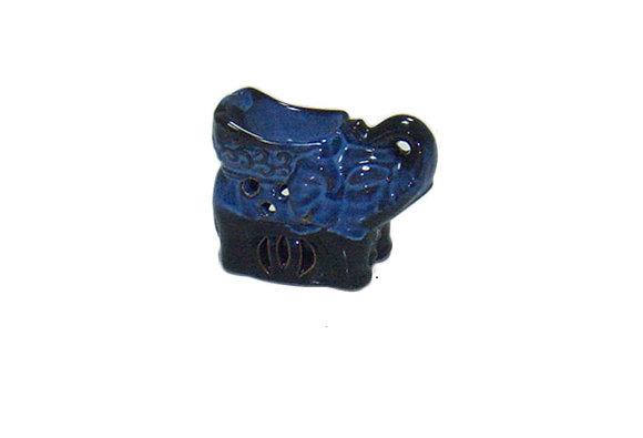 Queimador Elefante Azul
