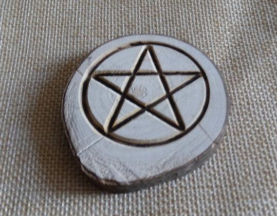 Pentagrama pequeno, para Altar