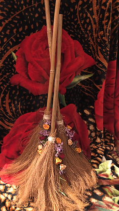 Vassoura Wicca