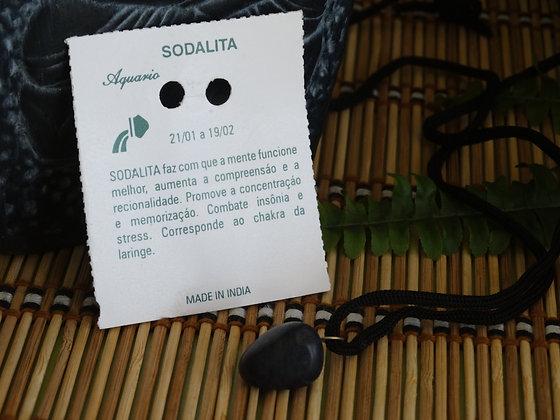 Fio Sodalita - Aquário
