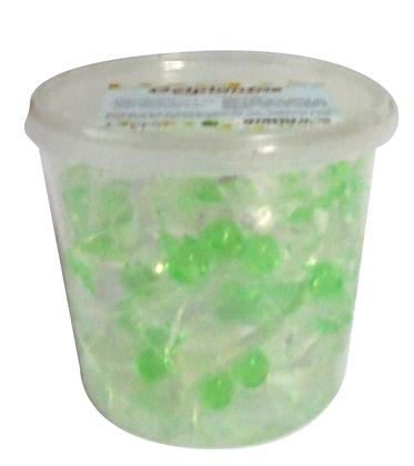 Gel Cubos + Bolinhas Verde