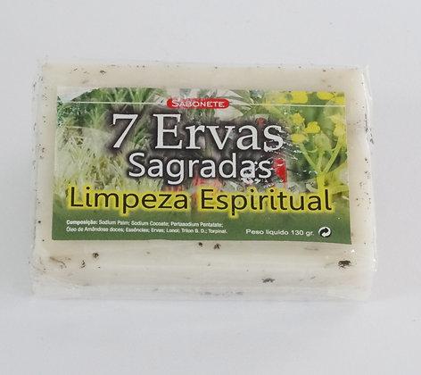 Sabonete 7 Ervas Sagradas