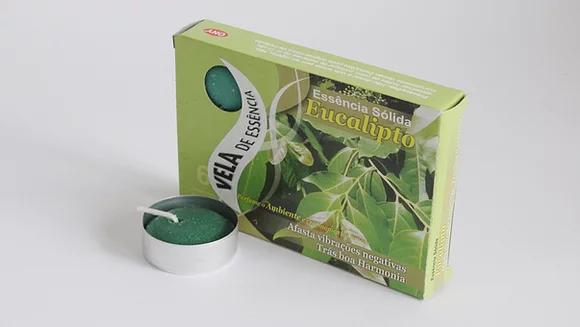 Velas Tealight Aroma - Eucalipto
