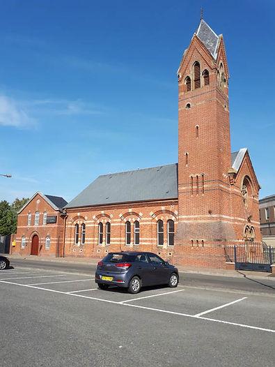 Image of Riverside Church