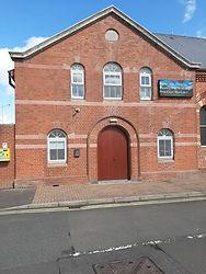 Riverside Church Front Door