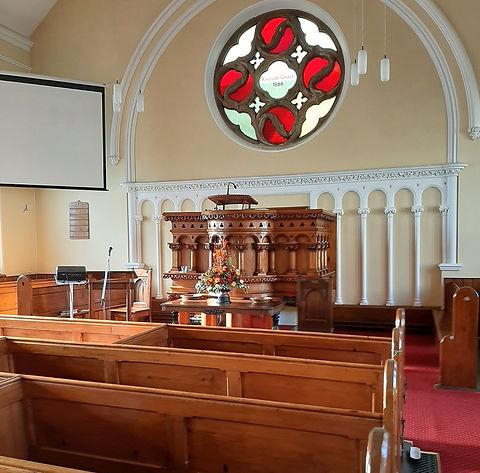 Riverside Church Pulpit