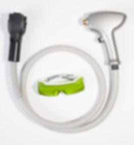 apparecchiatura estetica epilazione laser diodo
