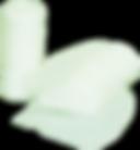 Bende monouso imbibite di morbido gel,contenente il 30% di sale del mar morto, che nonostante l'alta concentrazione salina si presenta trasparente e praticamente inodore. Tale prodotto è addizionato di un composto iodato che potenzia l'effetto dei sali del mar morto e rende il prodotto specifico per soggetti con cellulite o adipe.