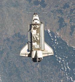 """/STS-134 Misison presented at the Conference """"Terni nello Spazio""""/09.2011"""