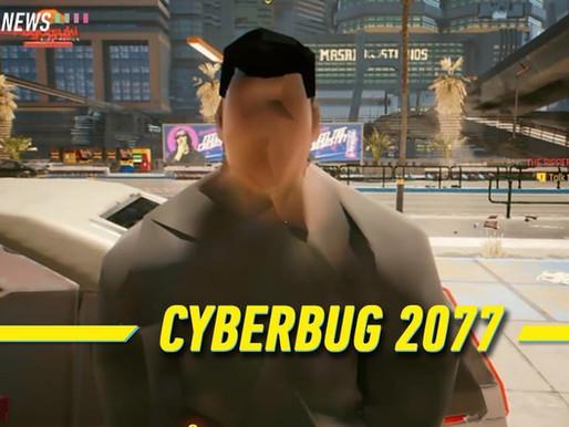 Cyberpunk 2077 Disillusion