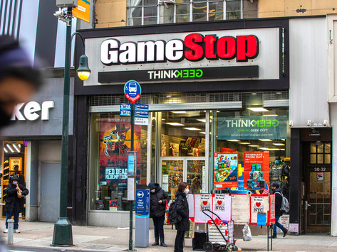 The rise of GameStop and the fall of Wall Street traditions