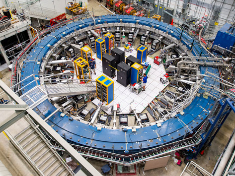 New muon experiment suggests that we have misunderstood the universe