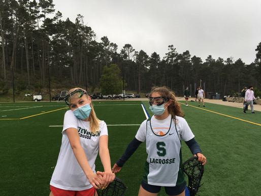 Masks in sports: gains and losses