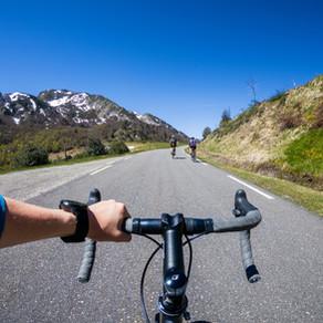 Point info :  Les montagnes ariégeoises, destination cyclo